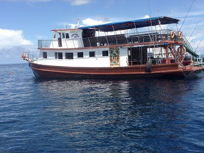 Our private charter boat
