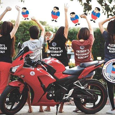 Fatboy's Motorbike Models!