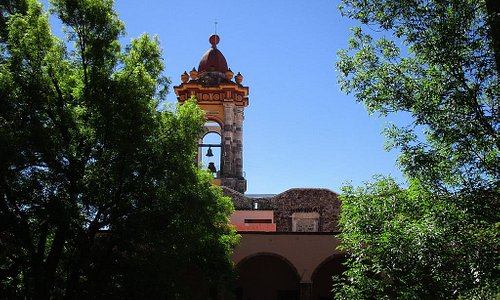 View from courtyard