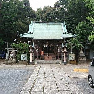 天祖神社本殿