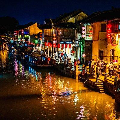 Suzhou Santang Street