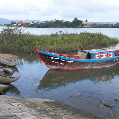 the marsh located along the way from Quy Nhon center to Ky Co beach!