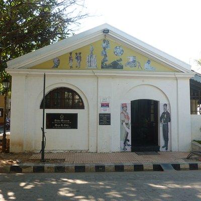 Police museum Pondicherry