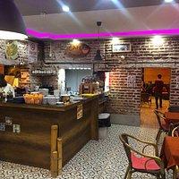 Cafe Bomantı