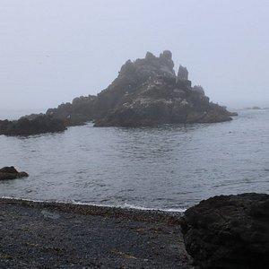 More massive rocks