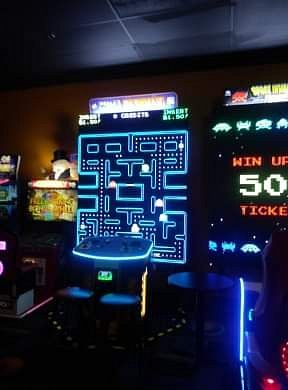 Worlds largest pacman! so awesome