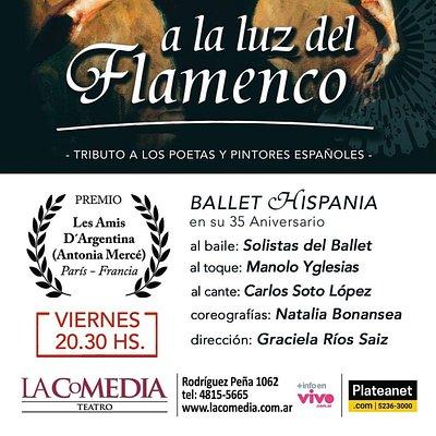 A la luz del Flamenco