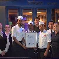 Winner of YesChef awards 2019 for Best Indian Restaurant Linster