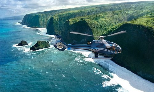 Kohala Coast Adventure Helicopter Tour