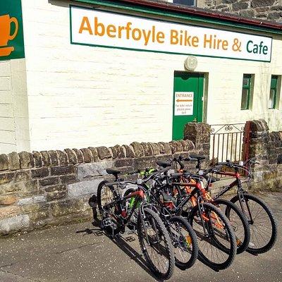 Aberfoyle Bike Hire