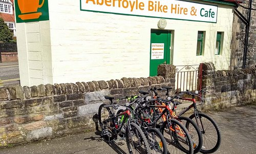 Aberfoyle Bike Hire