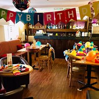 Great function room for parties
