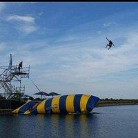 Saut Blob Jump