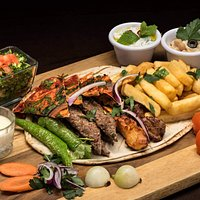 Mixed Grillplate 169,-