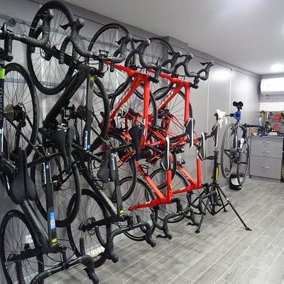Our shop.