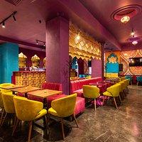 Ganesha Caffe Victoriei