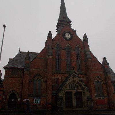 St. Paul's Church, Chester