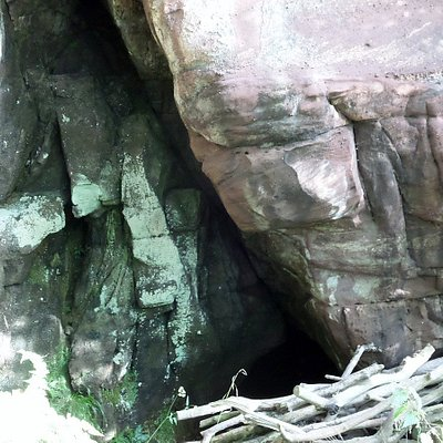 The holy cave