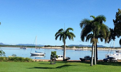 Great spot..... Cooktown is awesome
