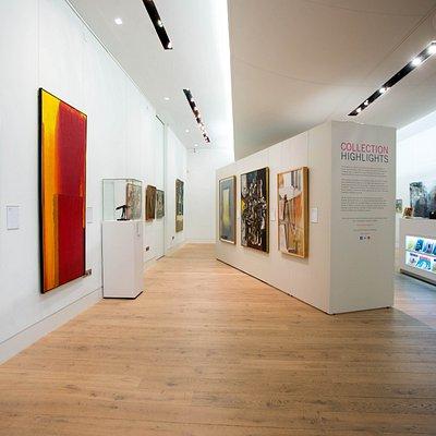 The Stanley & Audrey Burton Gallery