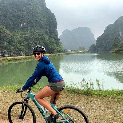 Ninh Binh Bike Trip full day
