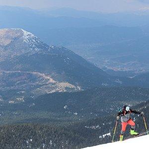 Ski Touring Event 2ος 2019 Participant