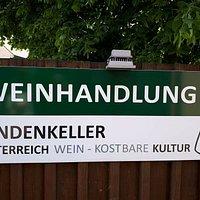 die Weinhandlung für Österreichischen Wein in der Metropolregion...