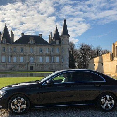 Visite du Château Pichon