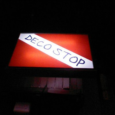 Deco Stop Bar