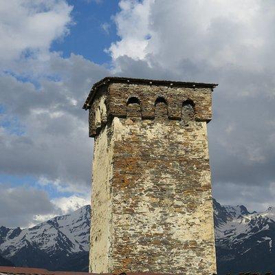 Svan tower