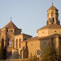 El Monasterio de Poblet ha cultivado su propio huerto desde 1150. El producto de proximidad es la base de la cocina del Restaurant Bosseria