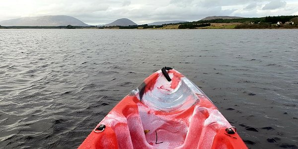 Kayaking at Connemara Escape