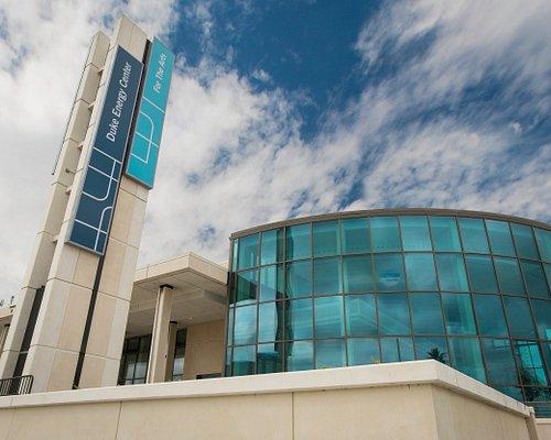 Exterior - Duke Energy Center for the Arts - Mahaffey Theater