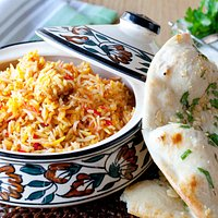 Indian Biryani - one of our best selling dishes