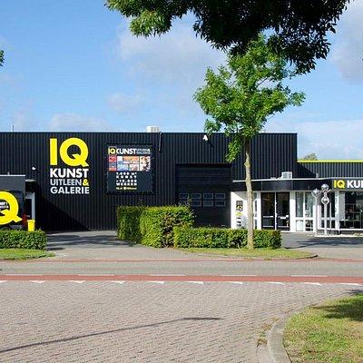 IQ Kunstuitleen & Galerie in Zwolle