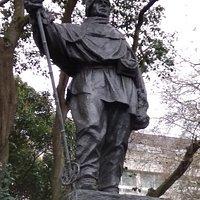 Robert Falcon Scott Statue