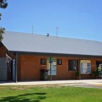 Biloela Visitor Information Centre on Callide St