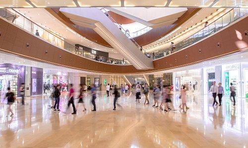 广州太古汇旨在为宾客带来不一样的购物及休闲。