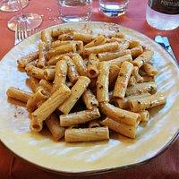 """Maccheroni alla """"Antica Osteria"""" - Ricetta e ingredienti top-secret ma sapore veramente eccezionale."""