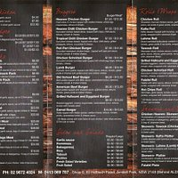 Take Away Brochure - Inside