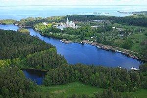 Excursion Flight to Valaam Island