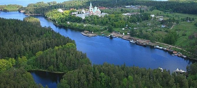 Excursion Flight to Valaam Island