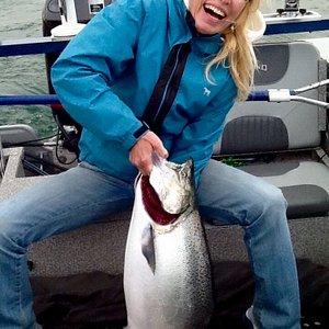 My greatest catch