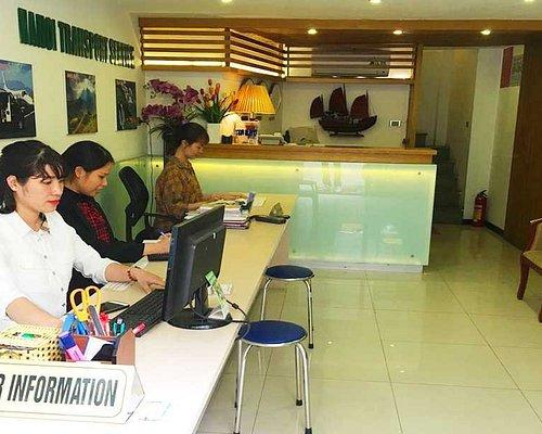 Hanoi Transport Service - Official Office - Address: 39 C Hang Hanh Street, Hoan Kiem, Hanoi. Contact by phone or whatsapp: +84 975 562 168.