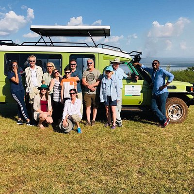 Woooouuuu amazing trip in Akagera national park with our  tourists from USA.