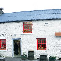 The old cowshead, now a working brewery