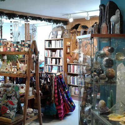 Come in and browse and enjoy yourself!