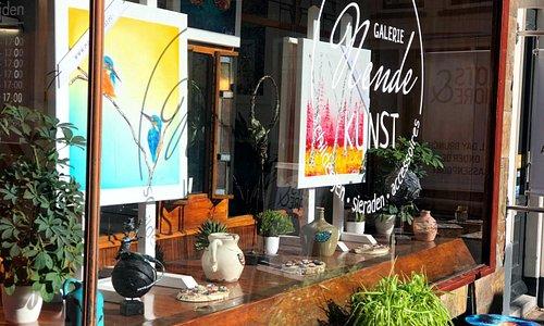 Galerie Nende Kunst   Sassenstraat 47