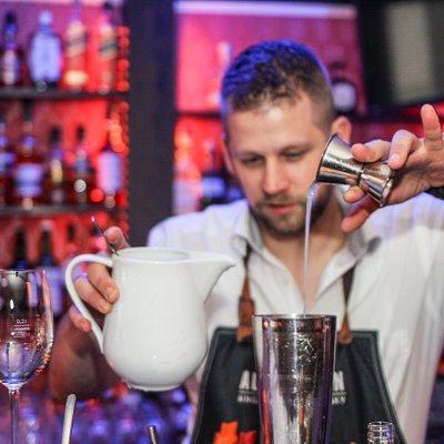 Barchef Sascha Lenz