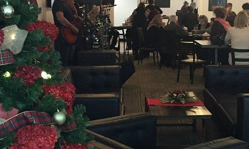 Toast & Jam Band at Christmas